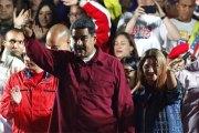 Nicolas Maduro réélu à la tête du Venezuela