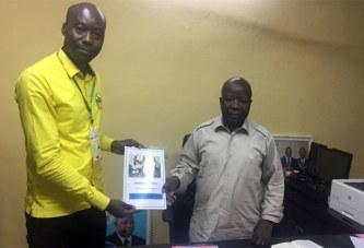 Vote de la diaspora : La délégation de la société civile de la jeunesse burkinabé de cote d'ivoire constate un Mouta Mouta