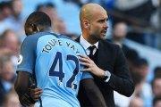 Yaya Touré quitte Manchester City