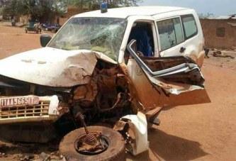 Kongoussi: Une femme en travail meurt dans un accident