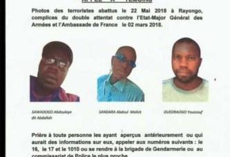 Terroristes abattus Rayongo: Un appel à témoignages lancé par la gendarmerie nationale