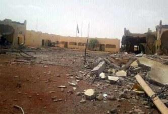 Mali: Attaque en cours contre le QG de la force du G5 Sahel