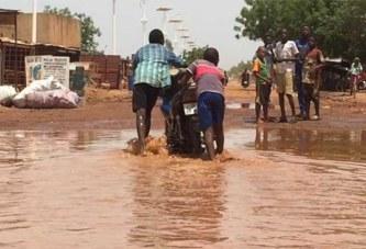 Ouagadougou: Bassinkon'a pas de routes «Même lesambulancesont des difficultés pour transporter lesmalades» (Habitants)
