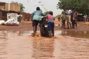 Ouagadougou: Bassinkon'a pas de routes