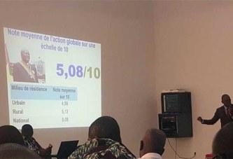 Mi-mandat : Une moyenne de 5,08/10 pour Roch Kaboré