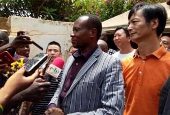 Burkina-Chine Pékin: ce que veulent des commerçants