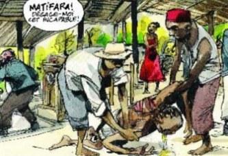 Bande-dessinée : « Congo 1905 », voyage au cœur de la violence coloniale