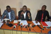 Burkina: la CS-MEF maintient sa grève du lundi 18 au vendredi 22 juin