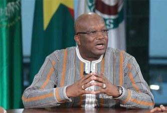 Burkina Faso: Le Président  Roch Marc Christian Kaboré annonce sa candidature pour 2020