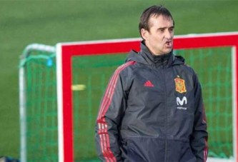 Officiel : Julen Lopetegui est le nouveau coach du Real Madrid !