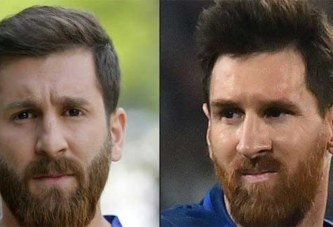 Russie: Le sosie de Messi arrêté à Moscou ?