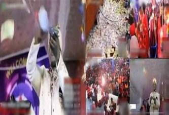 Ghana/Insolite: La première église de rituel d'argent émerge (VIDÉO)