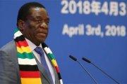 Mnangagwa accuse la faction de Grace Mugabe d'être à l'origine de l'explosion