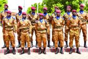 Forces armées nationales : 12 nouveaux officiers spécialistes dans les rangs