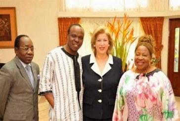 Gabon:  La mère d'Ali Bongo remporte un procès en France