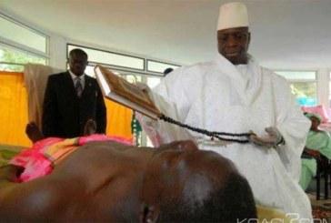 Gambie: Trois malades du Sida attaquent le «guérisseur» Yahya Jammeh en justice