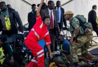 Zimbabwe: Qui se cache derrière l'explosion du meeting de Mnangagwa?