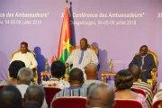 14e conférence des ambassadeurs: les diplomates échangent autour des enjeux sécuritaires et des défis du PNDES