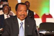 Le président camerounais Paul Biya âgé de 85 ans annonce sa candidature
