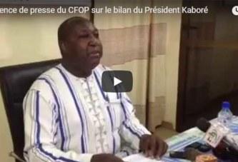 Vidéo – Mi-mandatRoch Kaboré: Le bilan du Chef de fil de l'opposition