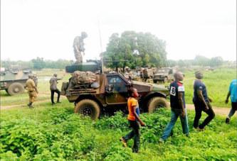 Burkina Faso : Un convoi de l'armée française manque de faire un carnage à Niangoloko