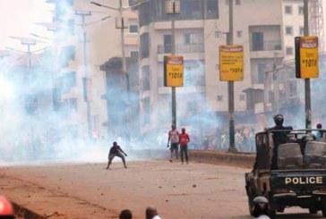 Guinée : La société civile décrète une journée ville morte