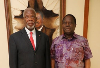 Côte d'Ivoire : Bédié se rapproche déjà de l'opposition