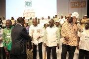 Ag constitutive du RHDP : voici les cadres PDCI qui ont « désobéi » à Bédié