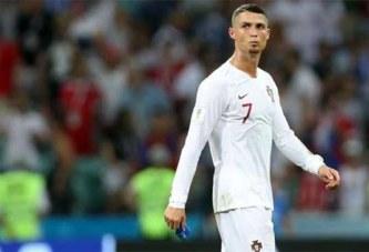 Coupe du Monde 2018 : Cristiano Ronaldo réagit à l'élimination du Portugal