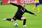 Rooney marque son premier but en MLS, puis se casse le nez