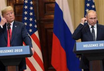 Trump admet l'ingérence russe lors de la présidentielle