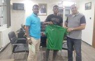 L'attaquant de l'USFA Salam Kagambèga signe à Constantine (Algérie) pour 3 ans