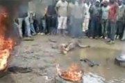 Cameroun - Douala : deux voleurs de moto ont été brûlés