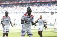 Ligue 1: Bertrand TRAORÉ marque le premier but du championnat pour Lyon