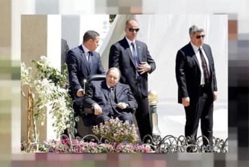 Algérie :Le président Bouteflika soigné en suisse