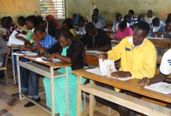 Burkina Faso: 1,3 million de candidats à la fonction publique pour 6 668 postes