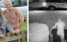 VIDÉO: incroyable, il court tout nu dans la rue pour arrêter son voleur