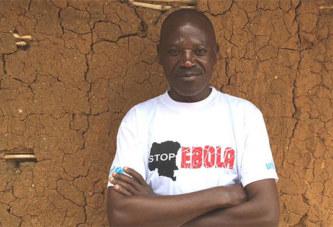 RDC: témoignage d'un guéri d'Ebola à Mangina