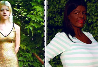Cette femme allemande a dépensé des milliers d'euros pour devenir noire et se dit « africaine »