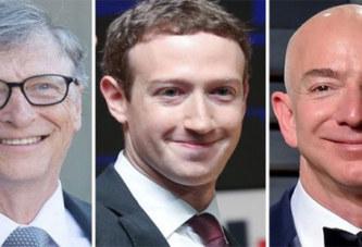 Economie: Qui gagne le plus par heure parmi les milliardaires? Voici le Top 8