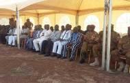 Burkina : les 5 gendarmes décédés samedi dans une attaque terroriste à l'Est inhumés mardi à Gounghin