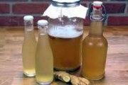 L'eau au gingembre, la boisson la plus saine pour brûler toutes les graisses du ventre, du dos et des cuisses !
