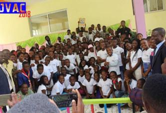 JVAC 2018/Abidjan: Campus pour Christ exhorte les jeunes à ''ne pas gâcher'' leur vie