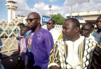 «L'Afrique ou la mort» : Kemi Séba démarre sa tournée africaine par le Burkina