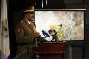 Libye:L'Armée nationale libyenne en appelle à Poutine pour régler la crise