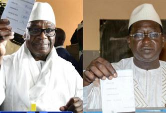 Présidentielle au Mali: IBK et Soumaïla Cissé face-à-face au second tour