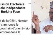 Referendum 2019 : Qui de la CENI et du MATD est autorisé à annoncer les opérations électorales ? Vers une grosse bourde de Newton...?