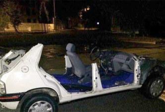 Nantes. Un « objet roulant non identifié » intercepté par la police