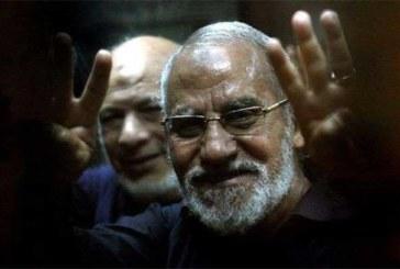 Égypte: prison à vie pour le chef des Frères musulmans