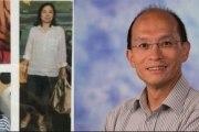 Le cadavre d'une femme dans une valise trouvée dans le bureau d'un professeur d'université